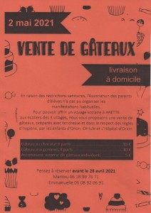 Vente-Gateaux